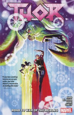 THOR -  ROAD TO WAR OF REALMS TP 02
