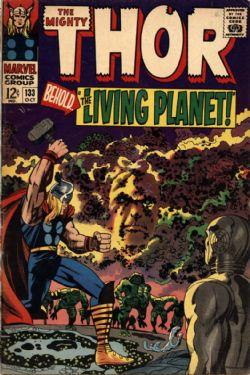 THOR -  THOR (1966) - FINE - 6.0 133