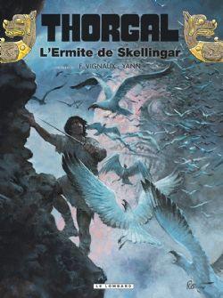 THORGAL -  L'ERMITE DE SKELLINGAR 37
