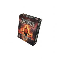 THUNDERSTONE QUEST -  AT THE FOUNDATION OF THE WORLD (ANGLAIS)