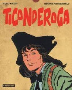 TICONDEROGA -  COFFRET TOME 1 ET 2