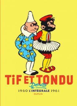 TIF ET TONDU -  INTÉGRALE 1960 - 1961