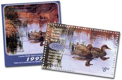 TIMBRE FAUNIQUE -  TIMBRE FAUNIQUE DU CANADA 1997 13