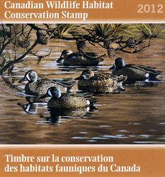 TIMBRE FAUNIQUE -  TIMBRE FAUNIQUE DU CANADA 2012 28