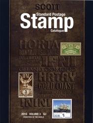 TIMBRES DU MONDE -  2015 STANDARD POSTAGE STAMP CATALOGUE (G-I) 03