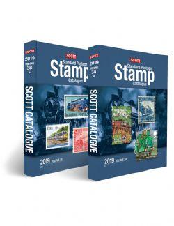 TIMBRES DU MONDE -  2019 STANDARD POSTAGE STAMP CATALOGUE (G-I) 03