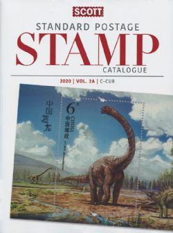 TIMBRES DU MONDE -  2020 STANDARD POSTAGE STAMP CATALOGUE (C-F) 02