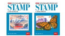 TIMBRES DU MONDE -  2021 STANDARD POSTAGE STAMP CATALOGUE (SAN-Z) 06