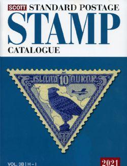 TIMBRES DU MONDE -  SCOTT 2021 STANDARD POSTAGE STAMP CATALOGUE (G-I) 03