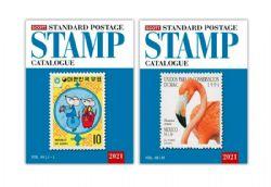 TIMBRES DU MONDE -  SCOTT 2021 STANDARD POSTAGE STAMP CATALOGUE (J-M) 04