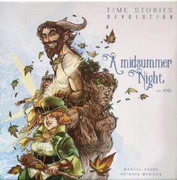 TIME STORIES : REVOLUTION -  A MIDSUMMER NIGHT (ANGLAIS)