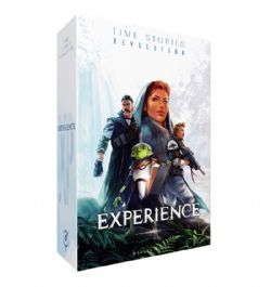 TIME STORIES : REVOLUTION -  EXPERIENCE (ANGLAIS)