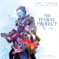 TIME STORIES : REVOLUTION -  THE HADAL PROJECT (ANGLAIS)