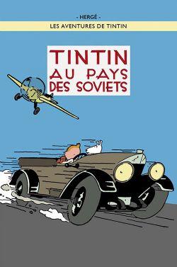 TINTIN -  AFFICHE