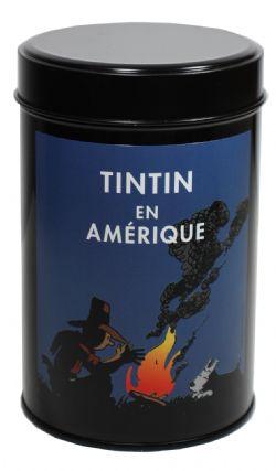 TINTIN -  CAFÉ