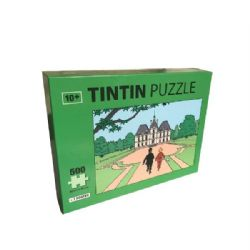 TINTIN -  CASSE-TÊTE