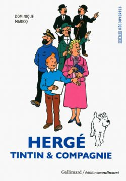 TINTIN -  HERGÉ, TINTIN & COMPAGNIE (FRANCAIS)