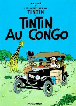 TINTIN -  TINTIN AU CONGO