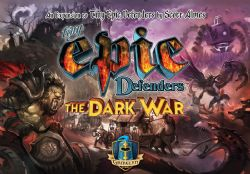 TINY EPIC DEFENDERS -  THE DARK WAR (ANGLAIS)