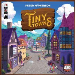 TINY TOWNS -  JEU DE BASE (ANGLAIS)