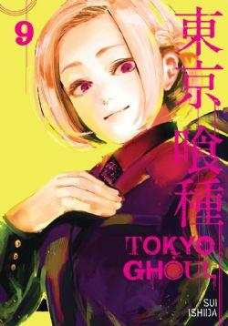 TOKYO GHOUL -  TOKYO GHOUL GN 09