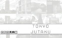 TOKYO -  JUTAKU (ANGLAIS)