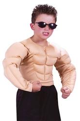 TORSE MUSCLE -  CHANDAIL MUSCLE (ENFANT)