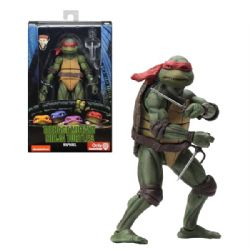 TORTUES NINJA -  FIGURINE VERSION 1990 (18 CM) -  RAPHAEL