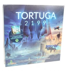 TORTUGA 2199 + LA BAIE DES NAUFRAGEURS (FRANÇAIS) -  EXCLUSIF KICKSTARTER