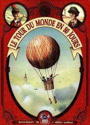 TOUR DU MONDE EN 80 JOURS, LE -  LE TOUR DU MONDE EN 80 JOURS (FRANÇAIS)