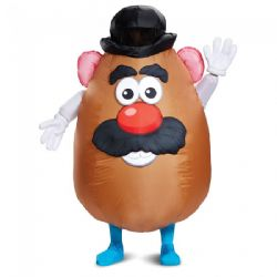 TOY STORY -  COSTUME DE MONSIEUR PATATE GONFLABLE (ADULTE - TAILLE UNIQUE)