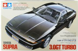 TOYOTA -  TOYOTA SUPRA 3.0 GT TURBO KIT 1/24 (DIFFICILE)