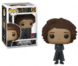 TRÔNE DE FER, LE -  FIGURINE POP! EN VINYLE DE MISSANDEI (2019 FALL CONVENTION LIMITED EDITION) (15 CM) 77