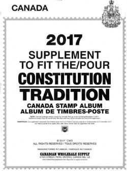 TRADITION CANADA -  SUPPLEMENT 2017