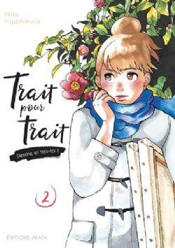 TRAIT POUR TRAIT, DESSINE ET TAIS-TOI -  (V.F.) 02