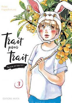 TRAIT POUR TRAIT, DESSINE ET TAIS-TOI -  (V.F.) 03