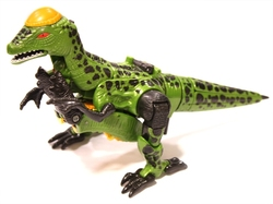 TRANSFORMERS -  DINOTRON (BEAST MACHINES - 2000) DELUXE CLASS