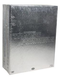 TRANSFORMERS -  DVD USAGÉ - BUNDLE THE ORIGINAL TRANSFORMERS (ENGLISH)