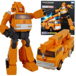 TRANSFORMERS -  GRAPPLE (GENERATION 1 - 1985) AUTOBOTS CARS