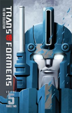 TRANSFORMERS -  IDW COLLECTION PHASE 2 HC 05