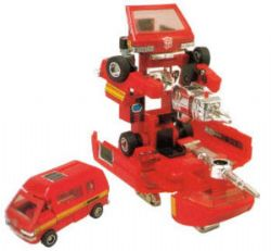 TRANSFORMERS -  IRONHIDE (GENERATION 1 - 1984) AUTOBOTS CARS
