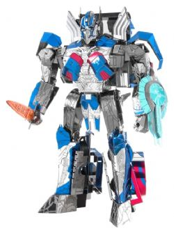 TRANSFORMERS -  OPTIMUS PRIME (3 FEUILLES)