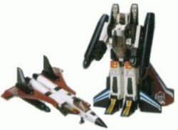 TRANSFORMERS -  RAMJET (GENERATION 1 - 1985) DECEPTICONS JETS