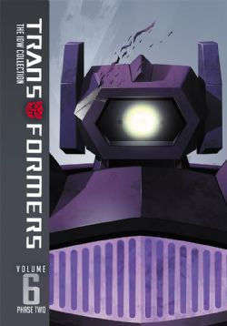 TRANSFORMERS -  THE IDW COLLECTION PHASE 2 HC 06
