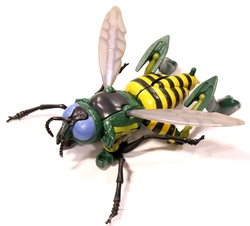 TRANSFORMERS -  WASPINATOR (BEAST WARS - 1996) DELUXE CLASS