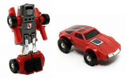 TRANSFORMERS -  WINDCHARGER (GENERATION 1 - 1985) MINI-VEHICLES