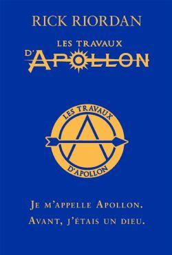 TRAVAUX D'APOLLON, LES -  L'ORACLE CACHÉ (EDITION COLLECTOR) 01
