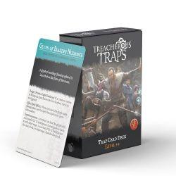 TREACHEROUS TRAPS -  LEVEL 5-8 (ANGLAIS)