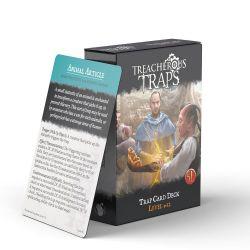 TREACHEROUS TRAPS -  LEVEL 9-12 (ANGLAIS)