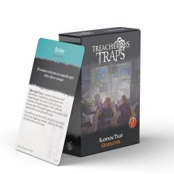 TREACHEROUS TRAPS -  RANDOM TRAP GENERATOR (ANGLAIS)